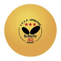 Butterfly 3-Star ping pong