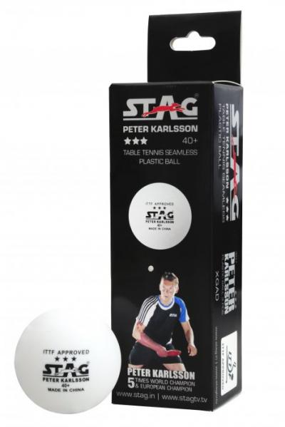 Stag Peter Karlsson 40+*** Plastic ping pong