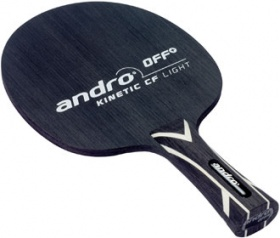 Andro Kinetic CF Light OFF+ ping pong