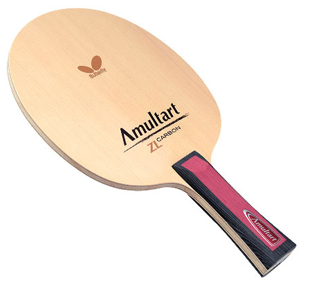 Butterfly Amultart ZL Carbon ping pong