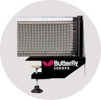 Butterfly Europa ping pong