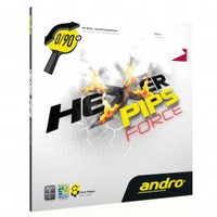 Andro Hexer Pips Force ping pong