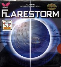 Butterfly Flarestorm ping pong