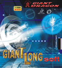 Giant Dragon Giant Long Soft ping pong