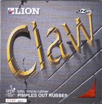 Lion Claw ping pong
