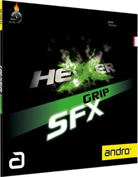 Andro Hexer Grip SFX ping pong