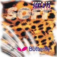 Butterfly SOFT D13 ping pong