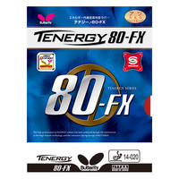 Butterfly Tenergy 80-FX ping pong