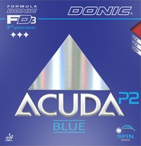 Donic Acuda Blue P2 ping pong