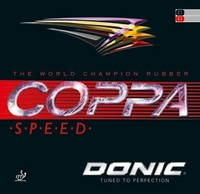 Donic Coppa Speed ping pong
