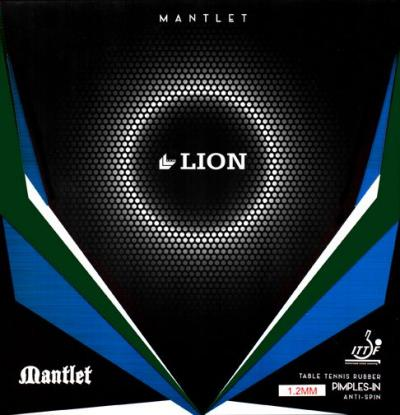 Lion Mantlet ping pong