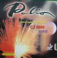 Palio CJ8000 Light and Fast ping pong