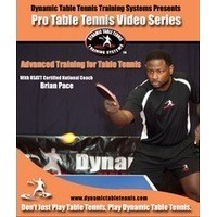 Dynamic Table Tennis Advanced Training for Table Tennis ping pong