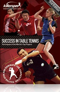 Killerspin Success in Table Tennis - 2nd Edition ping pong
