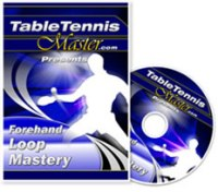 Table Tennis Master Forehand Loop Mastery ping pong