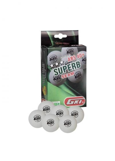 GKI Superb 3 Star ABS Plastic 40+ Ball