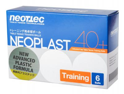 Neottec Neoplast 40+ New Generation Training Ball