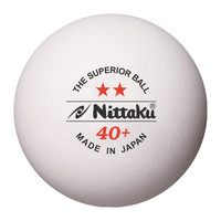 Nittaku 2-Star Superior Poly 40+ Ball