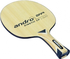 Andro Kinetic CF Light OFF- Blade