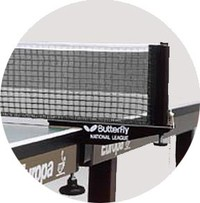 Butterfly National League Net Set