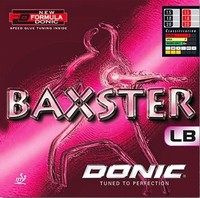 Donic Baxter LB Pips