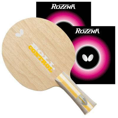 Butterfly Boll Control Proline With Rozena Premade Racket