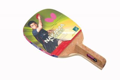 Butterfly Nakama P-4 Premade Racket