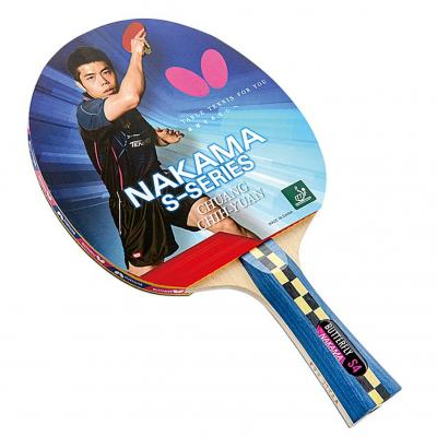 Butterfly Nakama S-4 Premade Racket