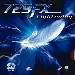 Friendship/729 FX Lightening (Lightning) Rubber