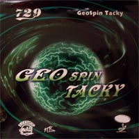 Friendship/729 GeoSpin Tacky Rubber