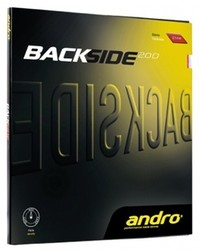 Andro Backside 2.0D Rubber