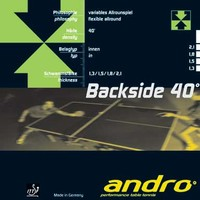 Andro Backside Rubber