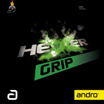 Andro Hexer Grip Rubber
