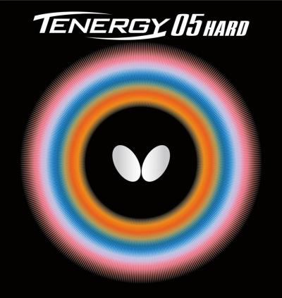 Butterfly Tenergy 05 Hard Rubber