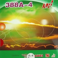Dawei 388A-4 Speed+Spin Type Rubber