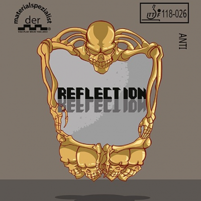 Der Materialspezialist Reflection Anti Rubber