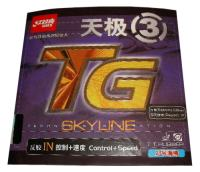 DHS Skyline TG3 (No. 21 Blue Sponge) Rubber