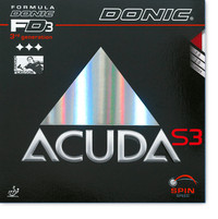 Donic Acuda S3 Rubber