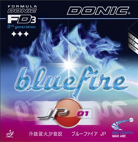 Donic Bluefire JP 01 Rubber