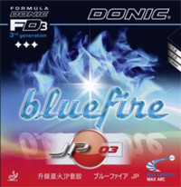Donic Bluefire JP 03 Rubber
