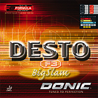 New  Donic Desto F3 Table Tennis Ping Pong Rubber