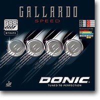 Donic Gallardo Speed Rubber