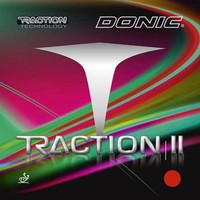 Donic Traction II Rubber