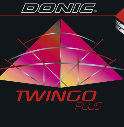 Donic Twingo Plus Rubber
