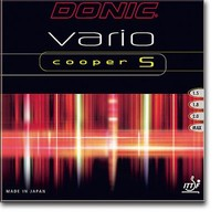 Donic Vario Cooper S Rubber