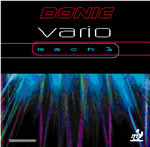 Donic Vario Mach 1 Rubber