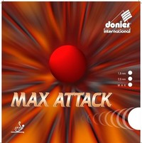 Donier Max Attack Rubber