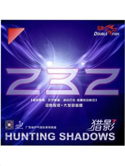 Double Fish Hunting Shadows 232 Pro Rubber