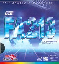 Double Fish FA213 Rubber
