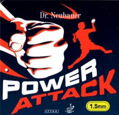 Dr. Neubauer Power Attack Rubber